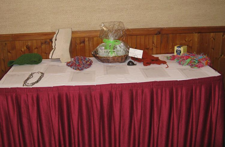 Scholarship Fund Auction Items